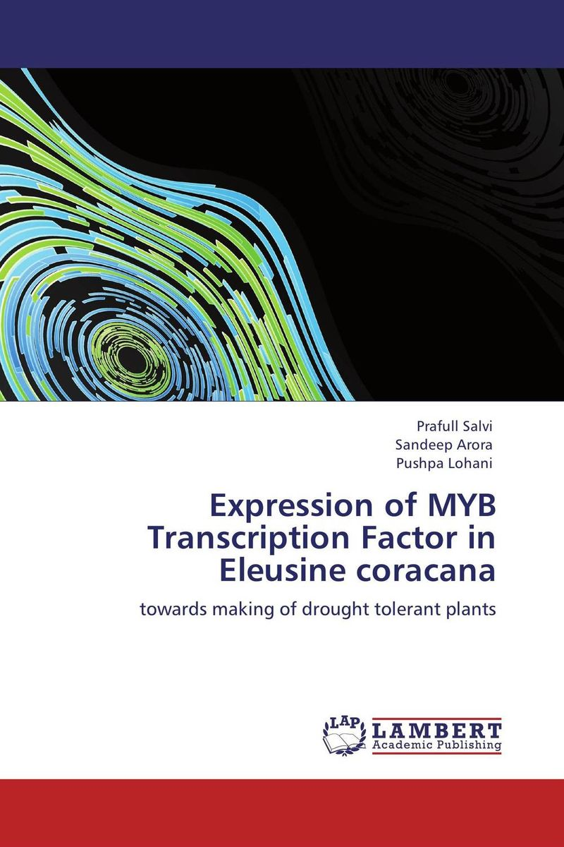 Expression of MYB Transcription Factor in Eleusine coracana improved expression of bacterial chia in plant by codon optimisation
