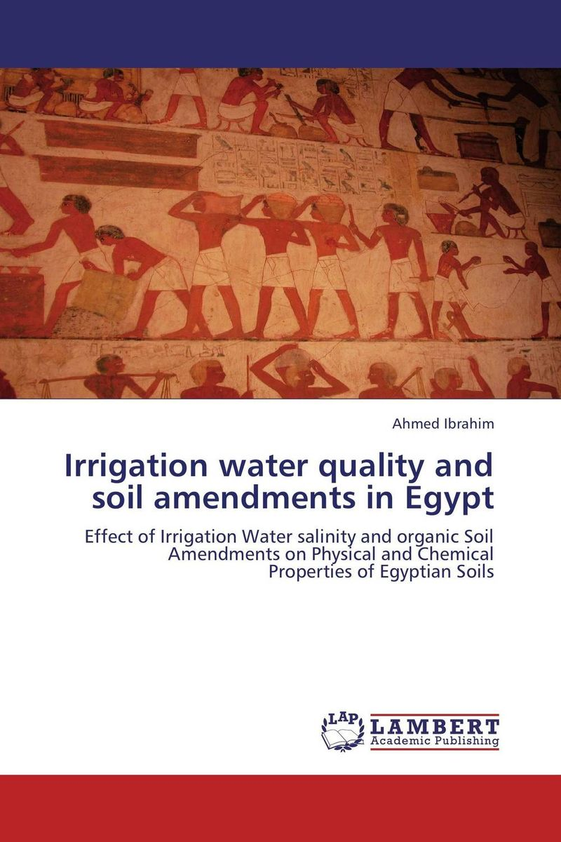 Irrigation water quality and soil amendments in Egypt nify benny and c h sujatha enrichment of sulphur compounds in the cochin estuarine system