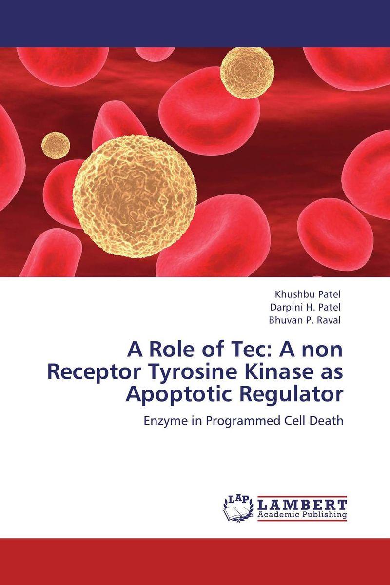 A Role of Tec: A non Receptor Tyrosine Kinase as Apoptotic Regulator