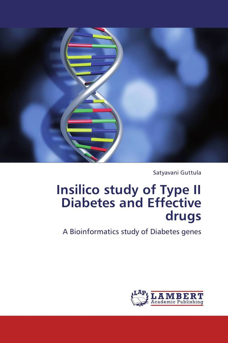 Insilico study of Type II Diabetes and Effective drugs наземный высокий светильник maytoni fifth avenue s710 120 61 b