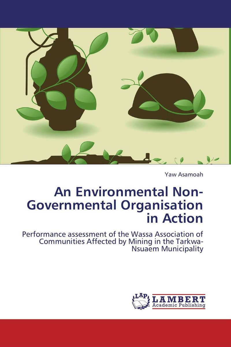 An Environmental Non-Governmental Organisation in Action the challenges experienced by non governmental organisations
