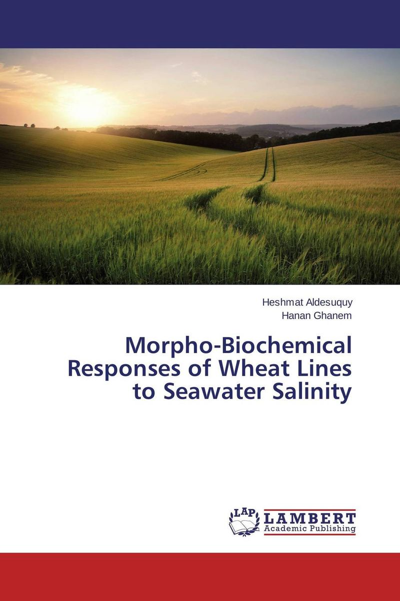 Morpho-Biochemical Responses of Wheat Lines to Seawater Salinity