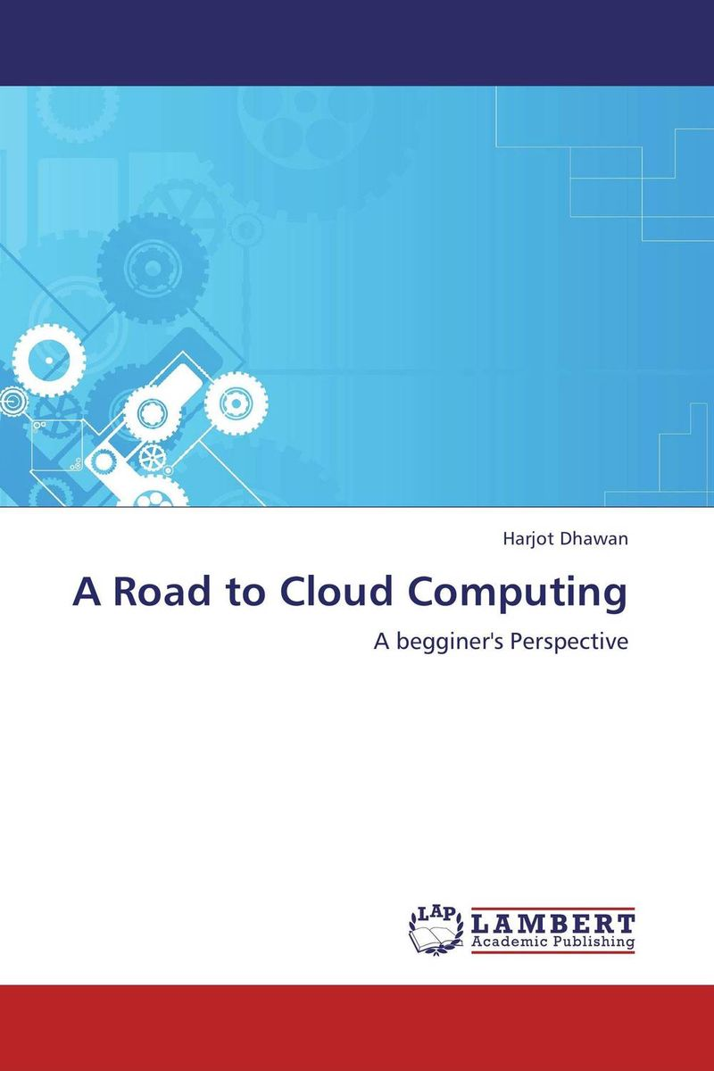 A Road to Cloud Computing cloud computing