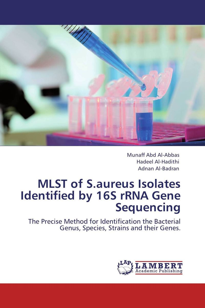 MLST of S.aureus Isolates Identified by 16S rRNA Gene Sequencing mrsa bacteraemia