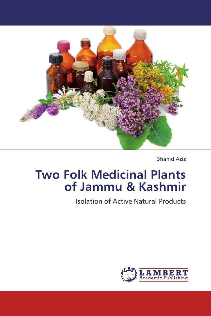 Two Folk Medicinal Plants of Jammu & Kashmir folk medicinal