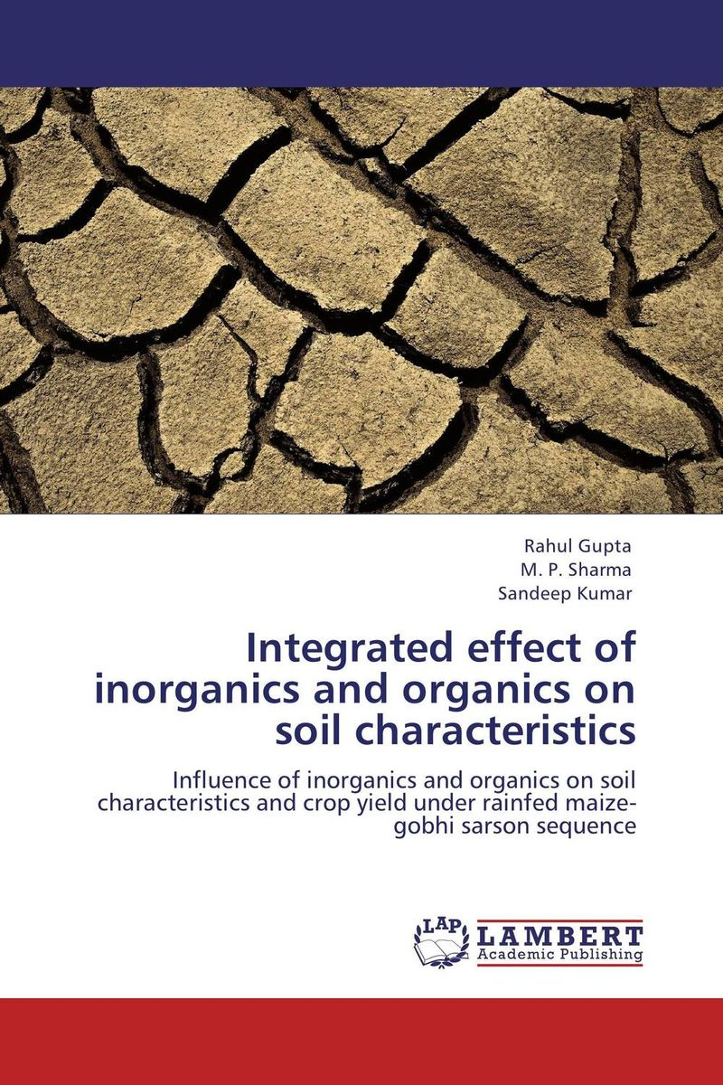 Integrated effect of inorganics and organics on soil characteristics sarah cheroben and cheroben integrated soil fertility management and marketing of farm produce