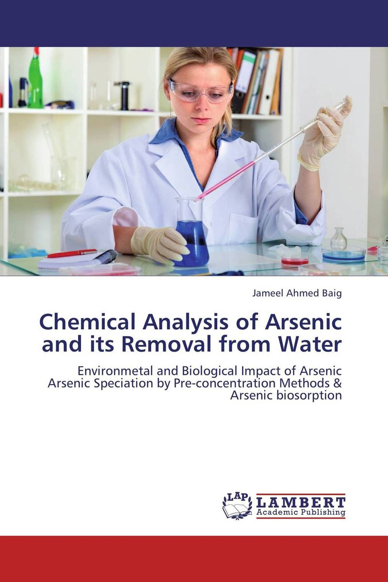 Chemical Analysis of Arsenic and its Removal from Water sadat khattab usama abdul raouf and tsutomu kodaki bio ethanol for future from woody biomass