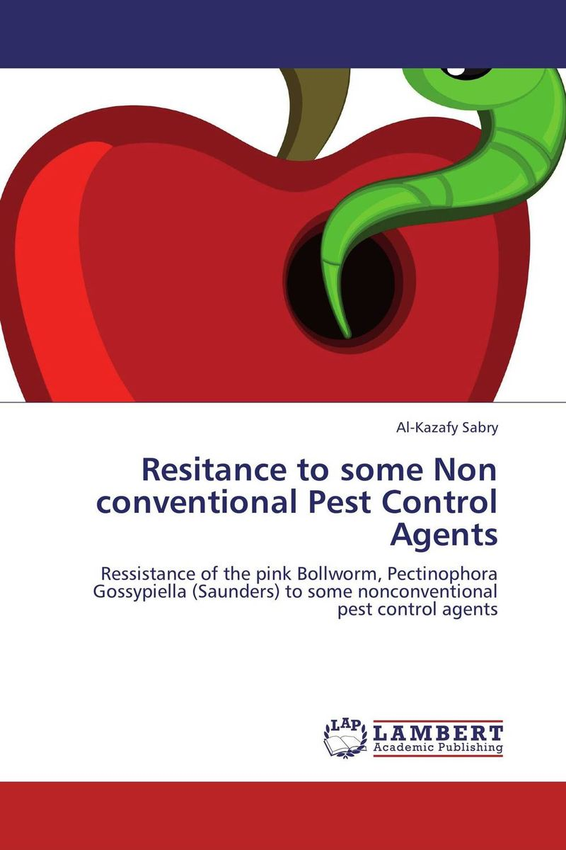 Resitance to some Non conventional Pest Control Agents insecticides resistance