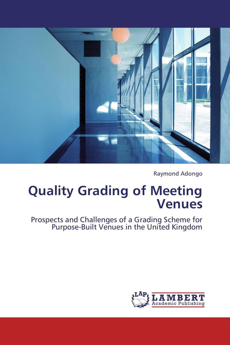 Quality Grading of Meeting Venues uk fishing industry