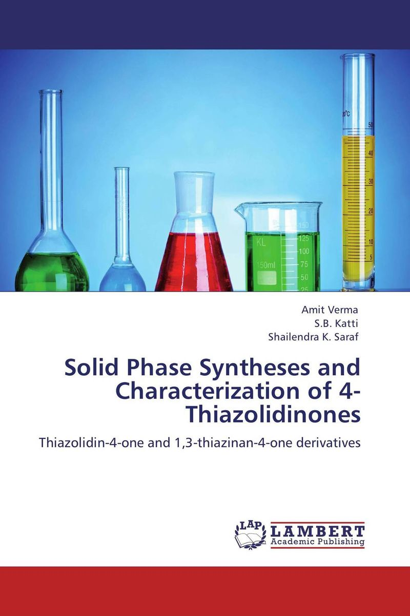 Solid Phase Syntheses and Characterization of 4-Thiazolidinones riggs r library of souls