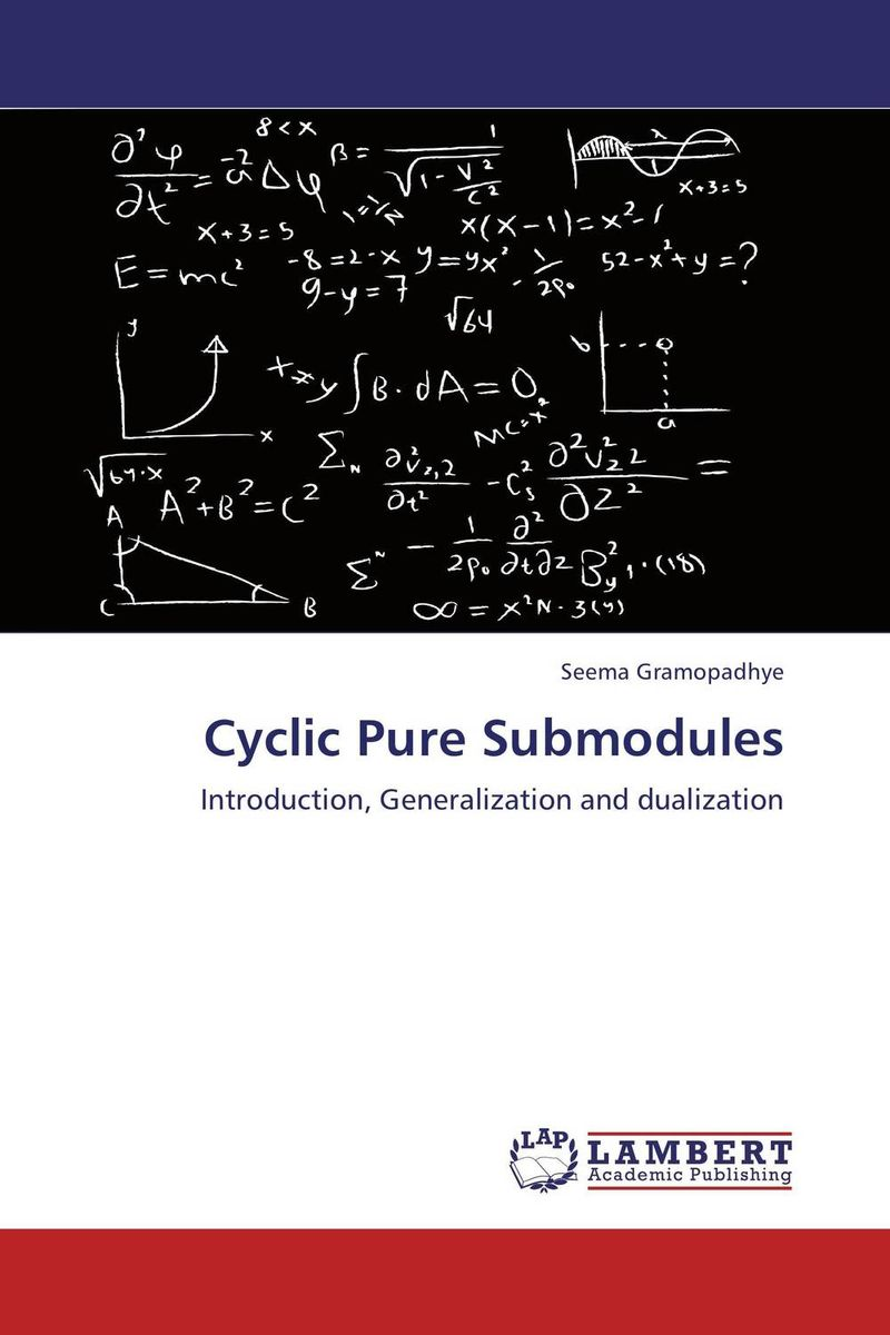 Cyclic Pure Submodules