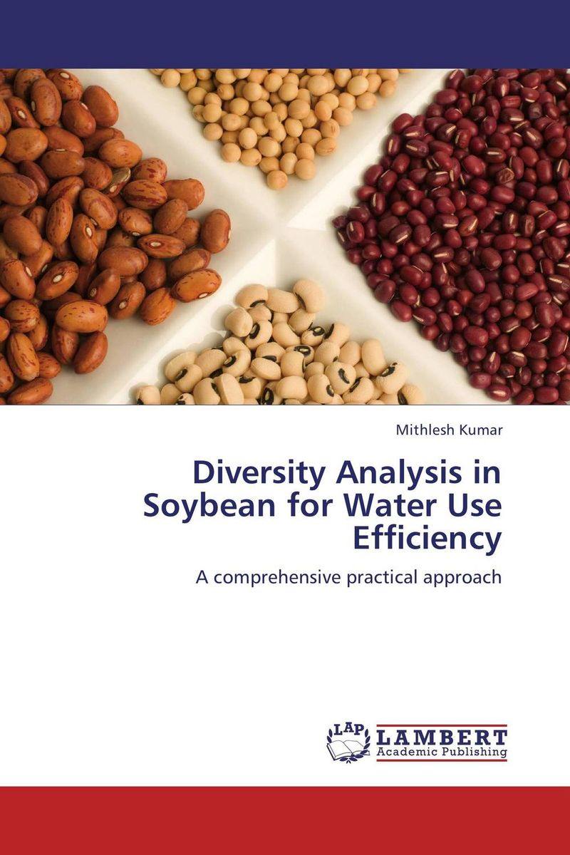 Diversity Analysis in Soybean for Water Use Efficiency a novel separation technique using hydrotropes