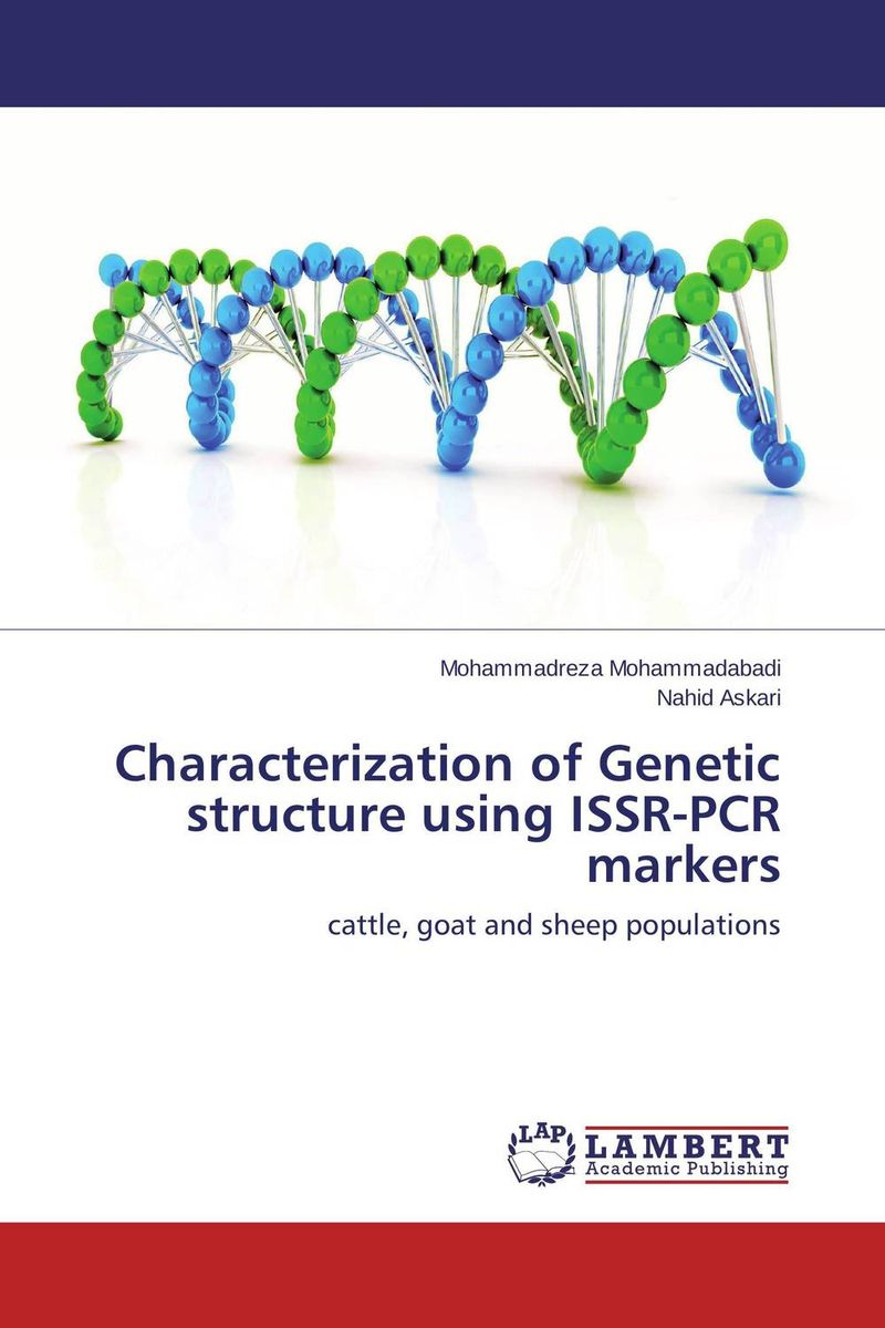 Characterization of Genetic structure using ISSR-PCR markers purnima sareen sundeep kumar and rakesh singh molecular and pathological characterization of slow rusting in wheat