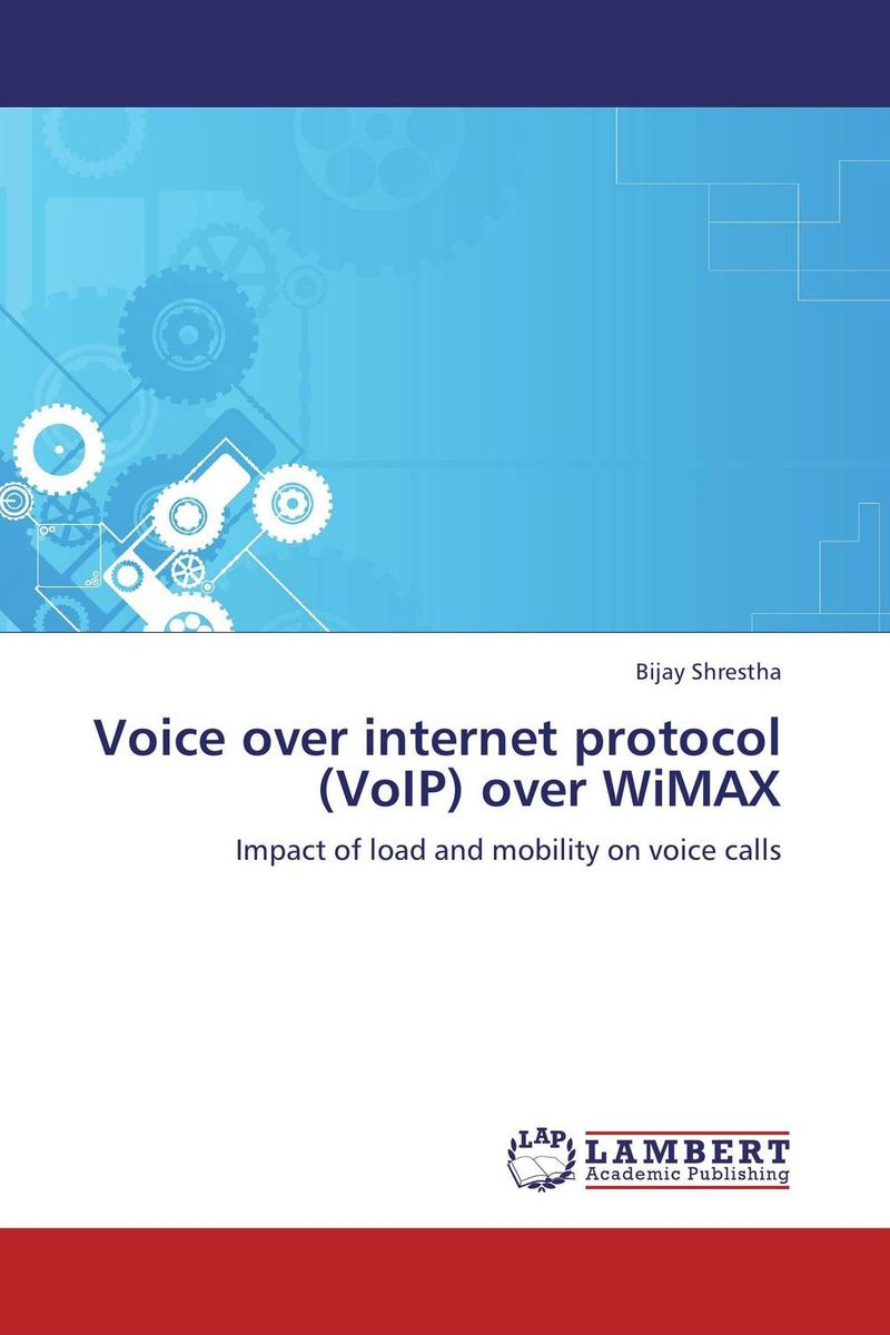 Voice over internet protocol (VoIP) over WiMAX kamaljeet kaur and gursimranjit singh crtp performance for voip traffic over ieee 802 11