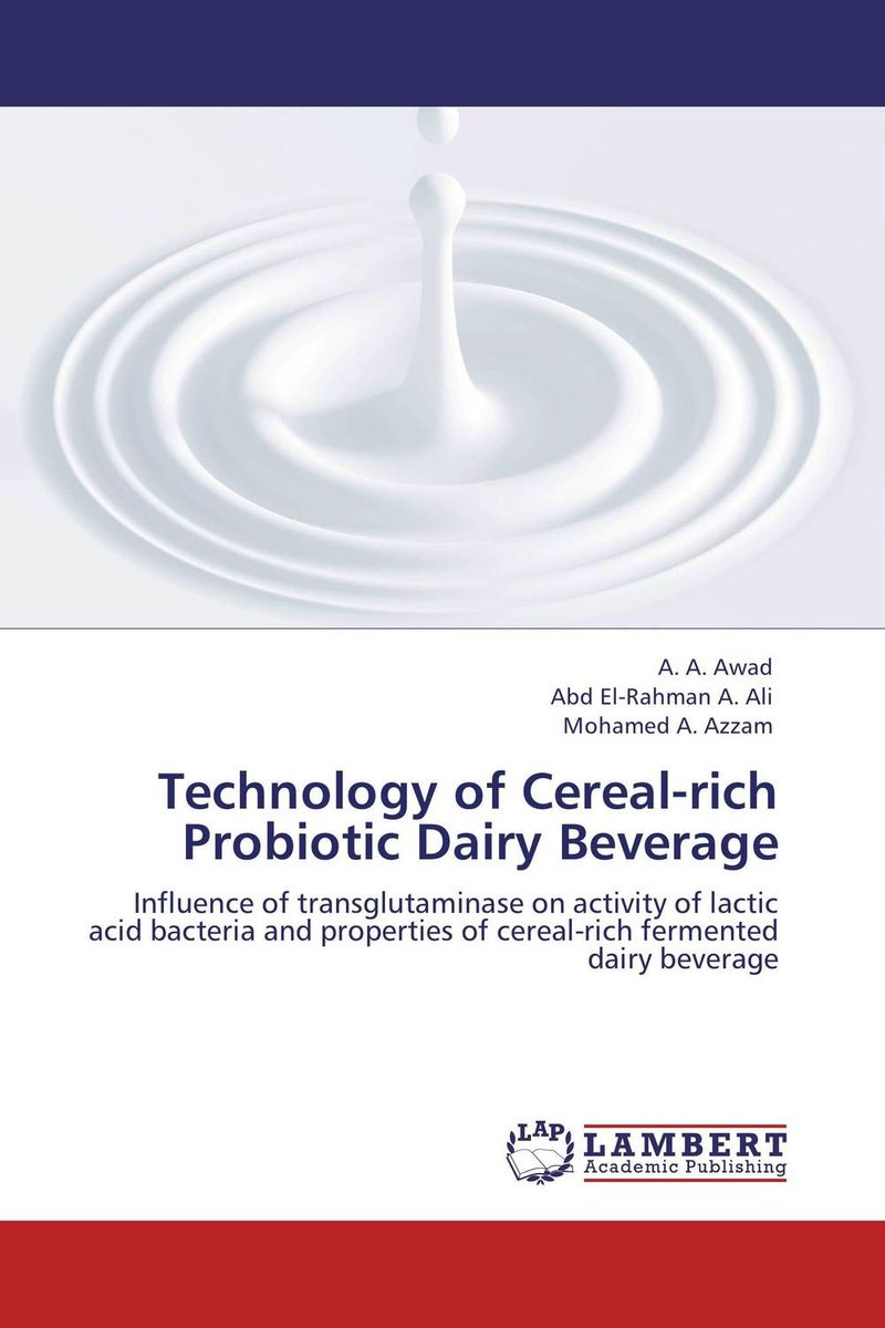 Technology of Cereal-rich Probiotic Dairy Beverage norman god that limps – science and technology i n the eighties