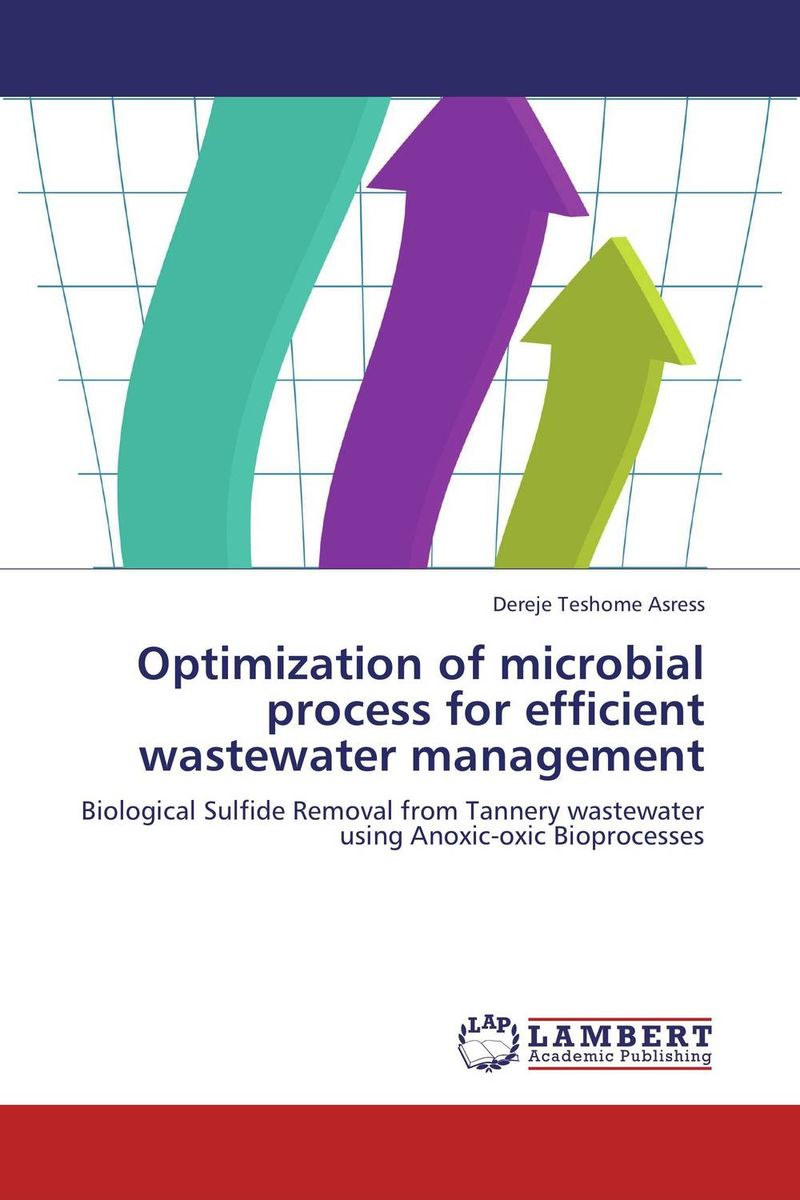 Optimization of microbial process for efficient wastewater management