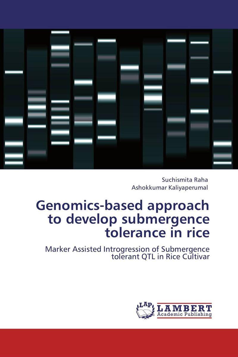 Genomics-based approach to develop submergence tolerance in rice krishna kaveri das debabrata panda and ramani kumar sarkar screening of submergence tolerance in rice