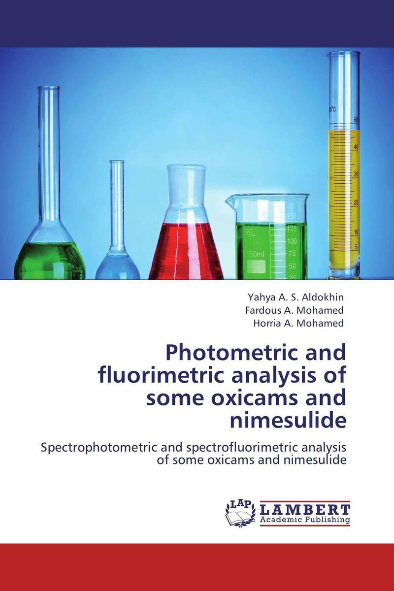 Photometric and fluorimetric analysis of some oxicams and nimesulide linux® rapid application development