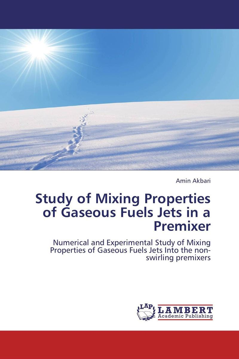 Study of Mixing Properties of Gaseous Fuels Jets in a Premixer the valves are self acting i e they operate without the supply of auxiliary energy such as electricity or compressed air