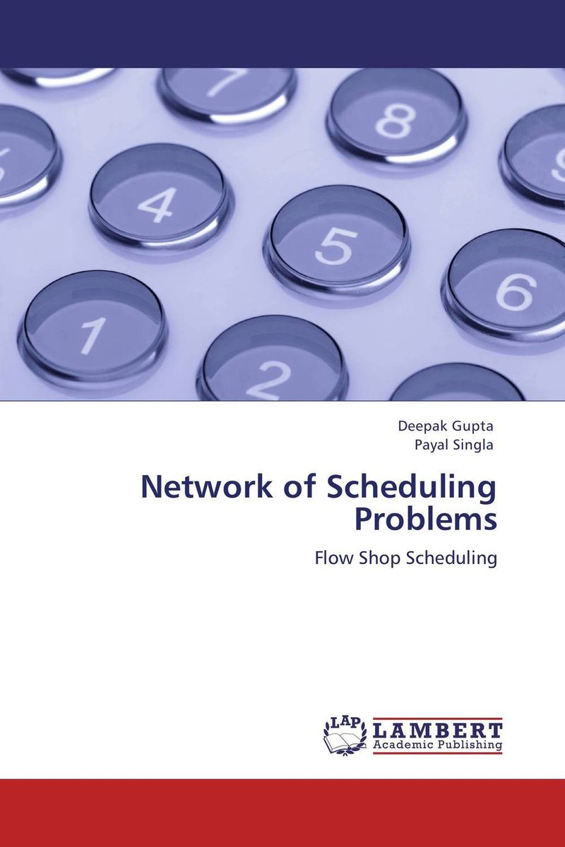 Network of Scheduling Problems toward a peripheral view of manufacturing networks