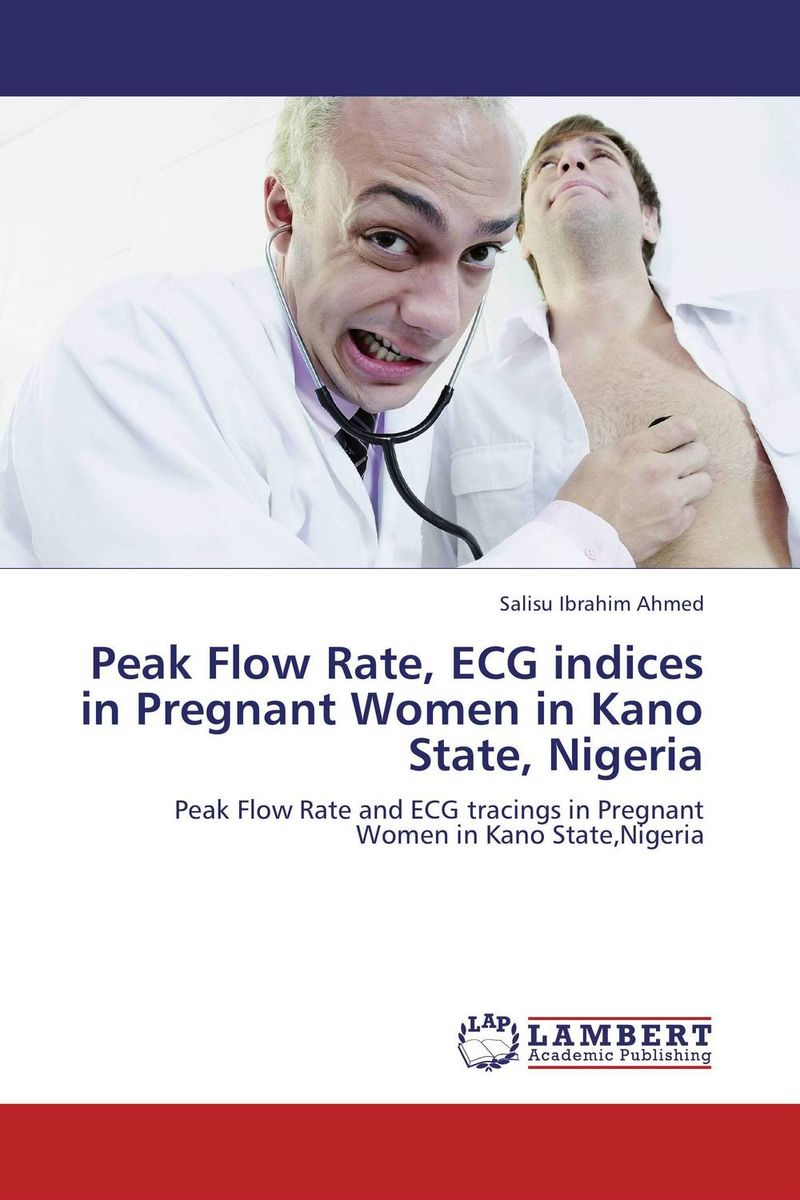 Peak Flow Rate, ECG indices in Pregnant Women in Kano State, Nigeria электромеханическая швейная машина vlk napoli 2100