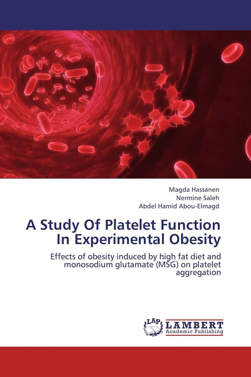 все цены на  A Study Of Platelet Function  In Experimental Obesity  в интернете