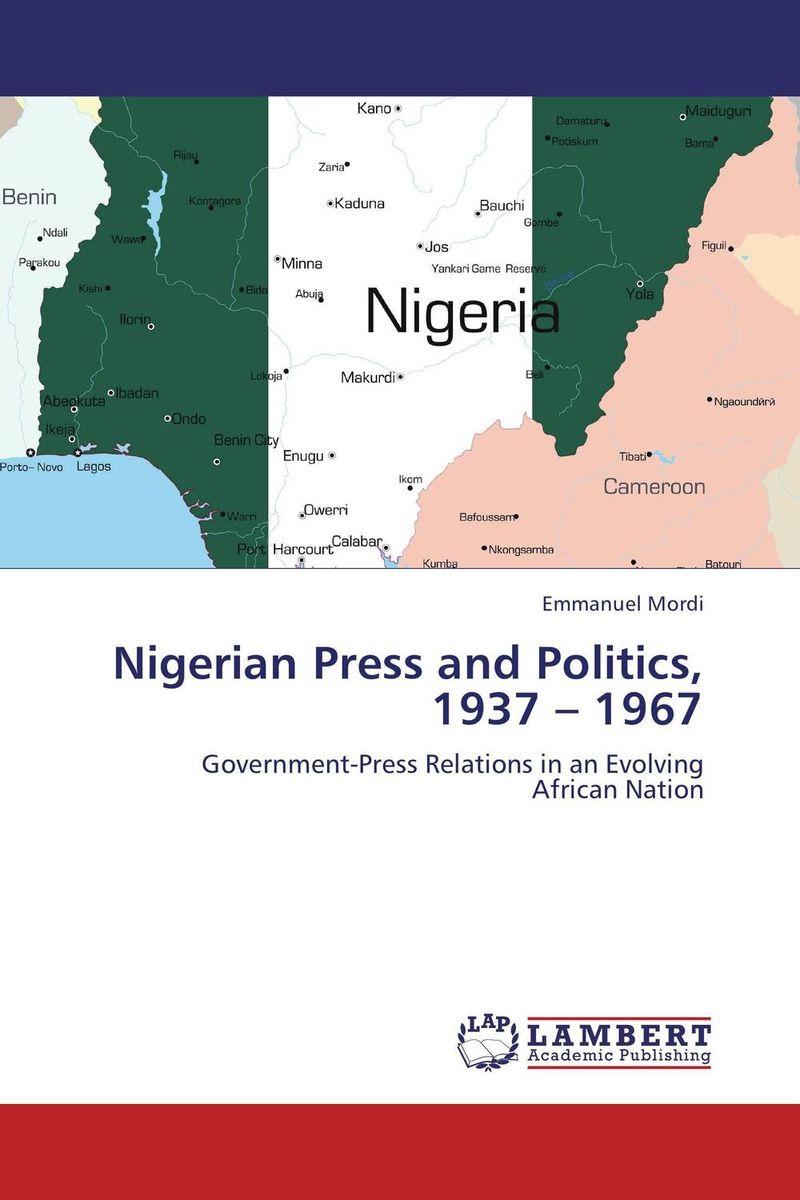 Nigerian Press and Politics, 1937 – 1967 psychiatric disorders in postpartum period
