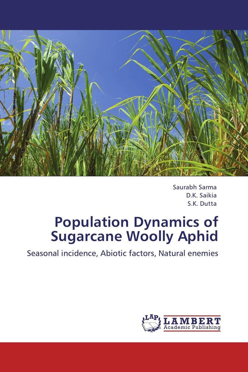 Population Dynamics of Sugarcane Woolly Aphid population dynamics of ticks on cattle in asia and africa