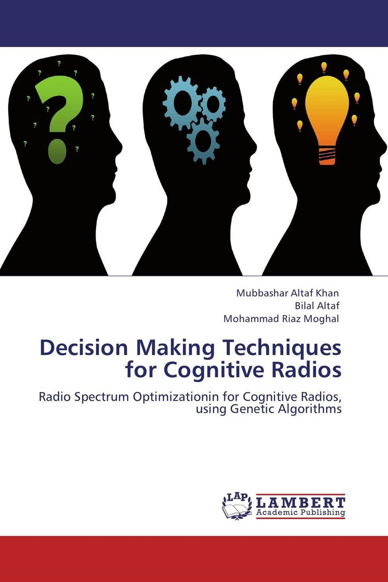 Decision Making Techniques for Cognitive Radios ada instruments tempro 900