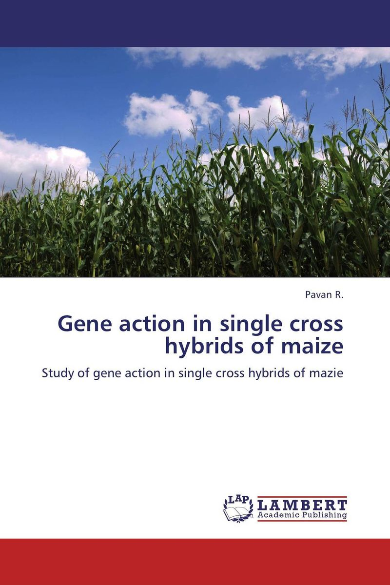 Gene action in single cross hybrids of maize gene expression at the beginning of animal development 12