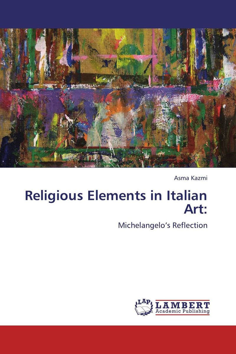 Religious Elements in Italian Art: italian visual phrase book