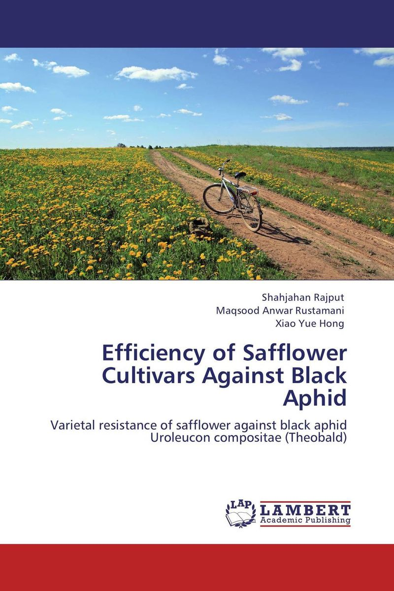 Efficiency of Safflower Cultivars Against Black Aphid