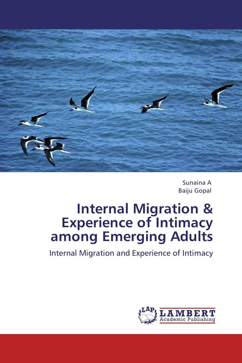 Internal Migration & Experience of Intimacy among  Emerging Adults the internal load analysis in soccer