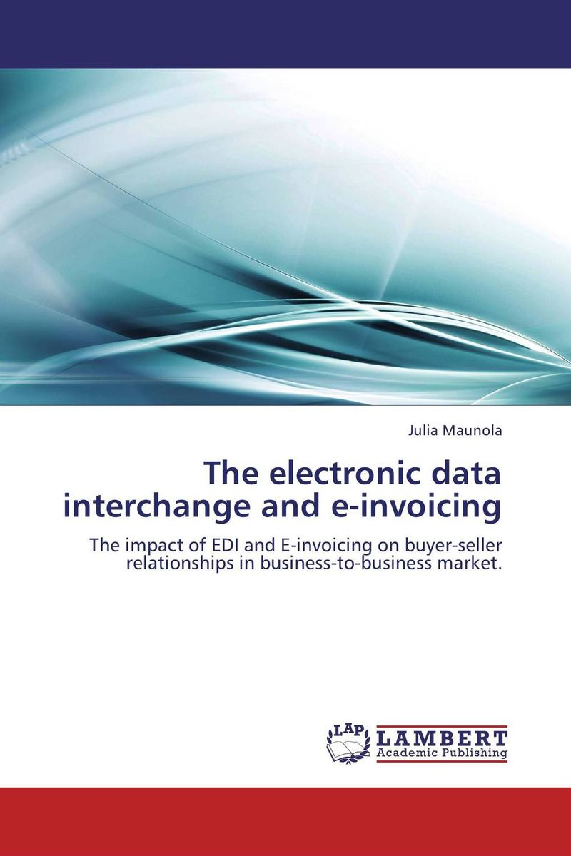 The electronic data interchange and e-invoicing