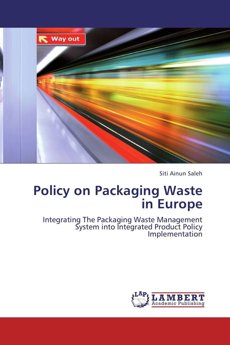 Policy on Packaging Waste in Europe