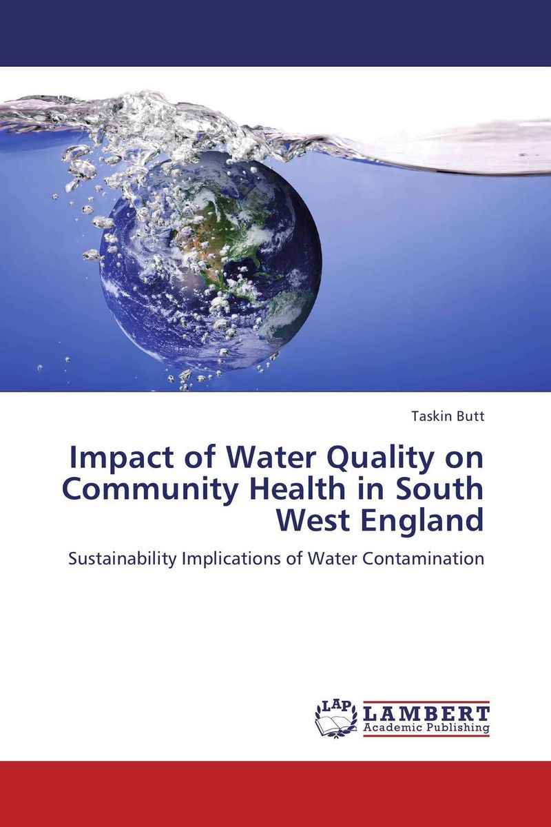 Impact of Water Quality on Community Health in South West England bride of the water god v 3