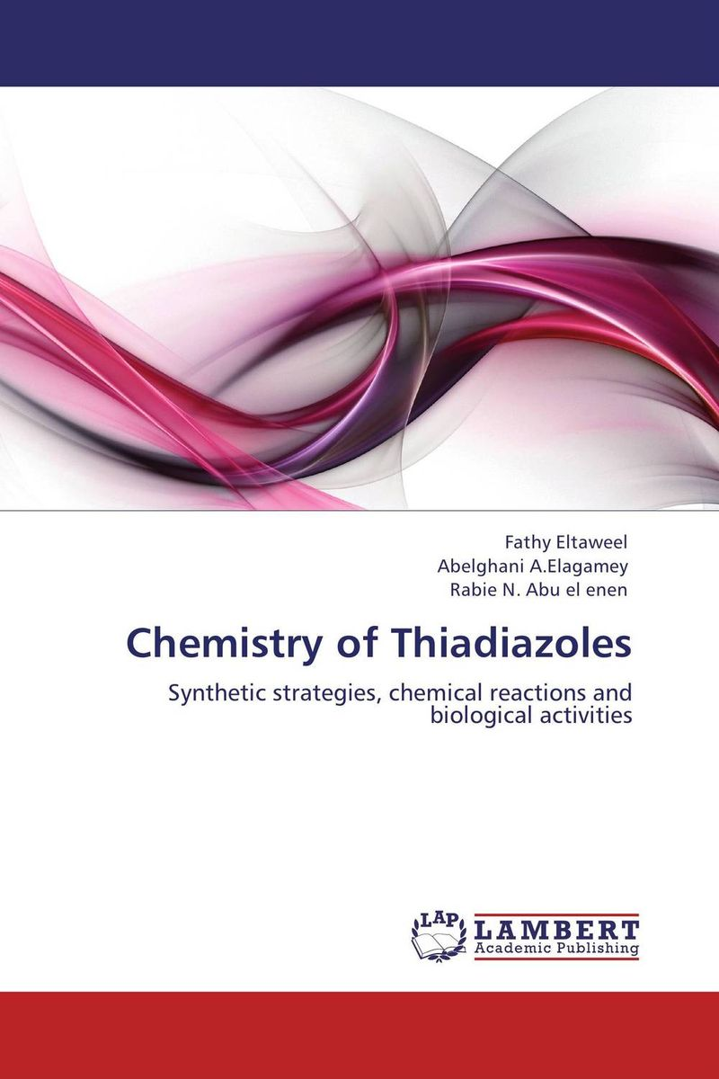 Chemistry of Thiadiazoles d beskrovniy chemistry technology and properties of synthetic rubber