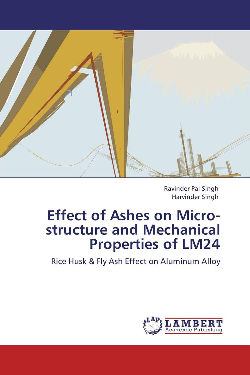 Effect of Ashes on Micro-structure and Mechanical Properties of LM24