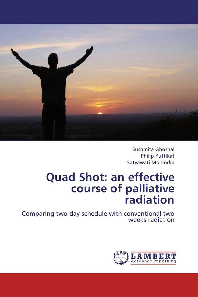 Quad Shot: an effective course of palliative radiation