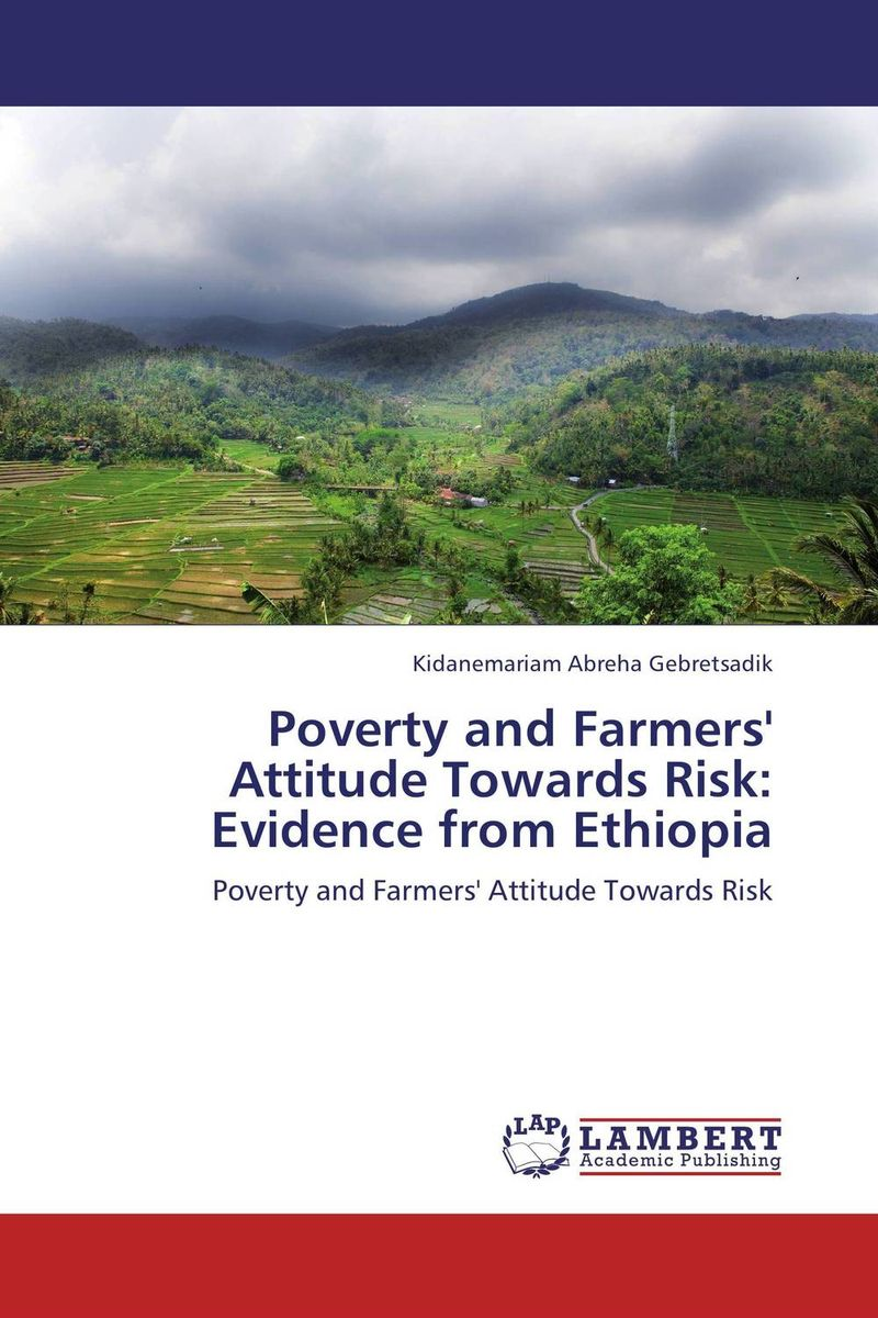 Poverty and Farmers' Attitude Towards Risk: Evidence from Ethiopia складной нож угорь