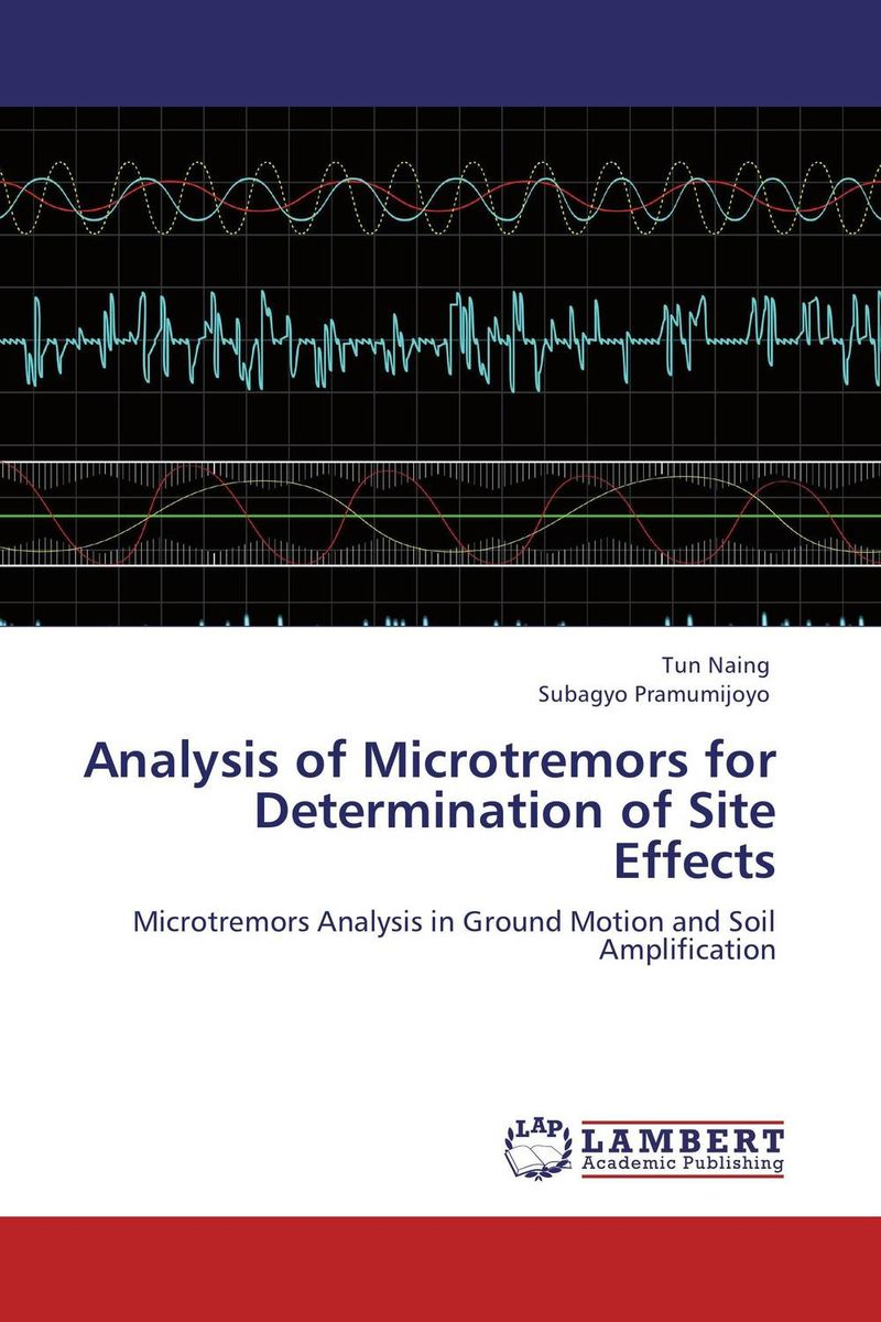 Analysis of Microtremors for Determination of Site Effects rummy игра site by