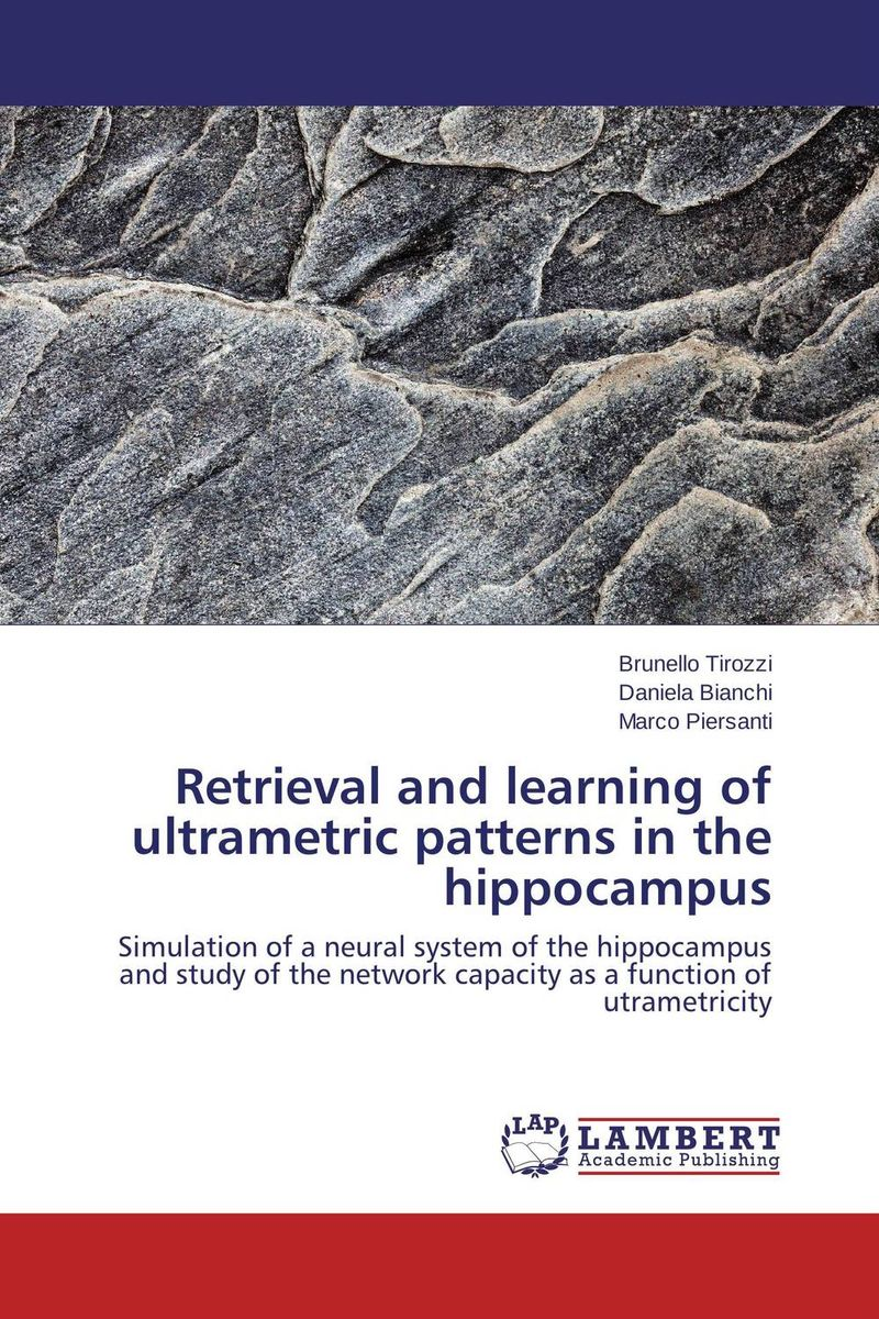 Retrieval and learning of ultrametric patterns in the hippocampus knowledge formalization and information retrieval