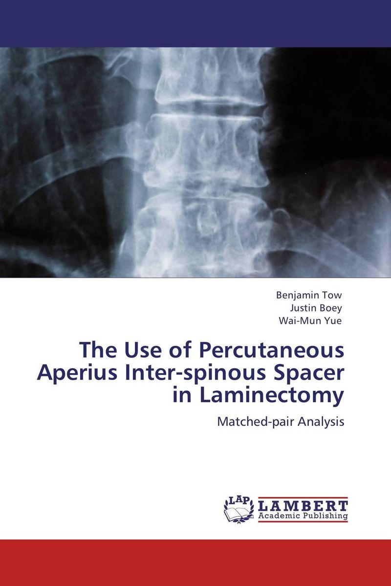 The Use of Percutaneous Aperius Inter-spinous Spacer in Laminectomy
