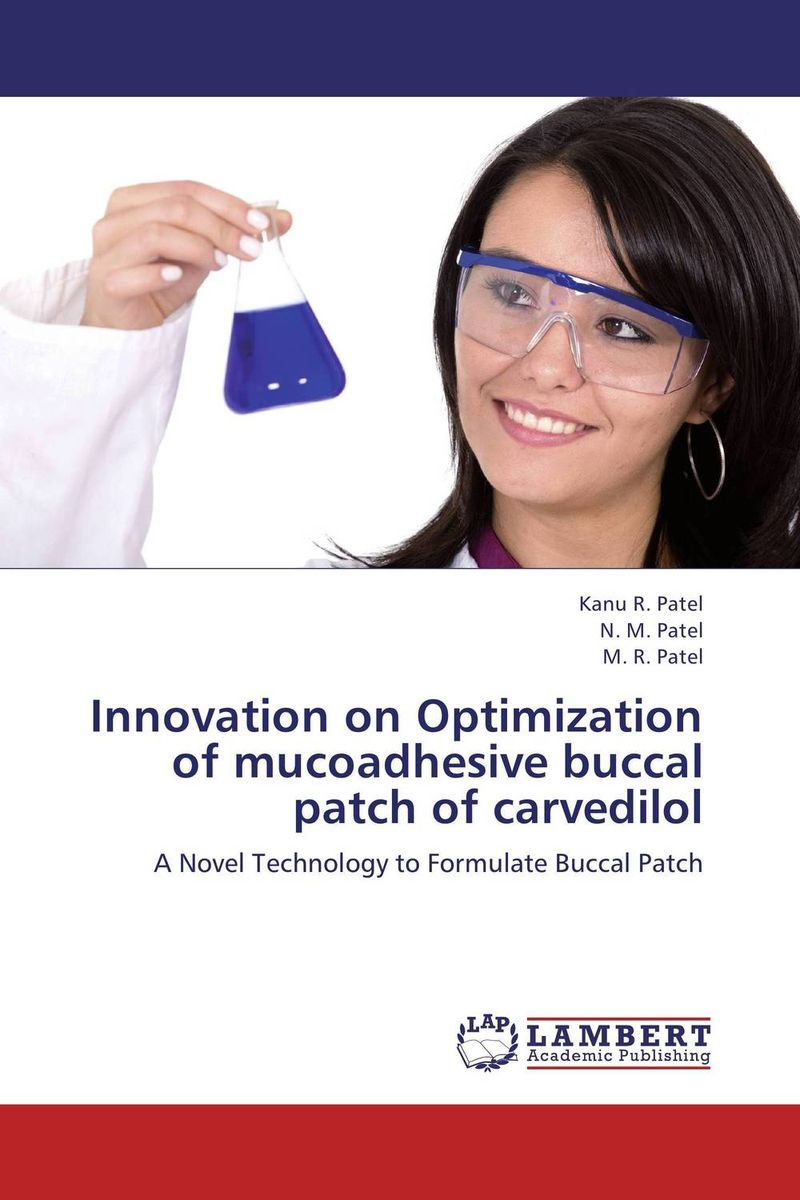 Innovation on Optimization of mucoadhesive buccal patch of carvedilol formulation and evaluation of mucoadhesive buccal patches of labetalol page 8