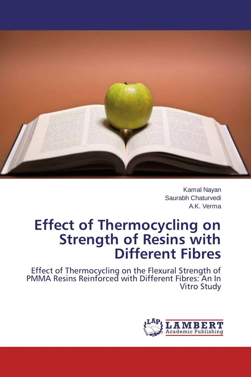 купить Effect of Thermocycling on Strength of Resins with Different Fibres недорого