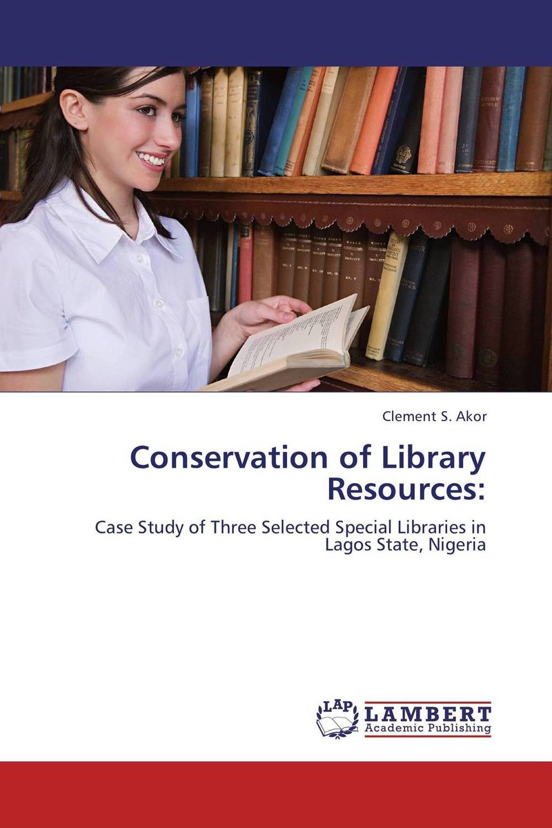 Conservation of Library Resources: the invisible library