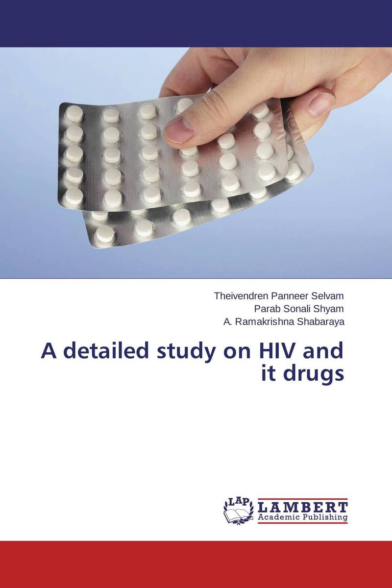 где купить  A detailed study on HIV and it drugs  дешево