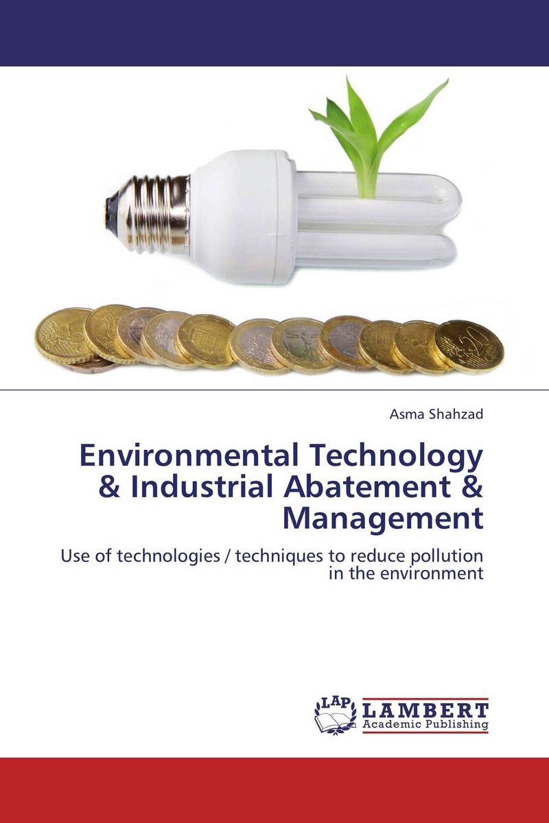 Environmental Technology &  Industrial Abatement &  Management fermentation technology