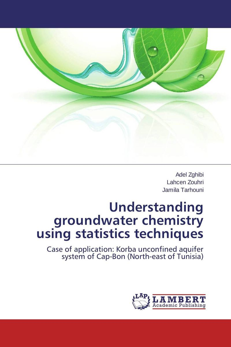 цены Understanding groundwater chemistry using statistics techniques