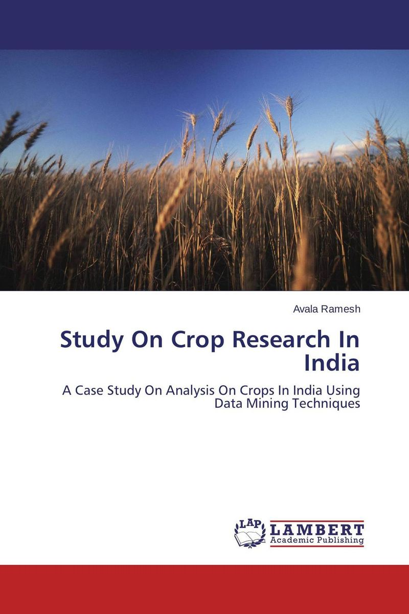 Study On Crop Research In India institutional credit for dairy farming in karanataka india